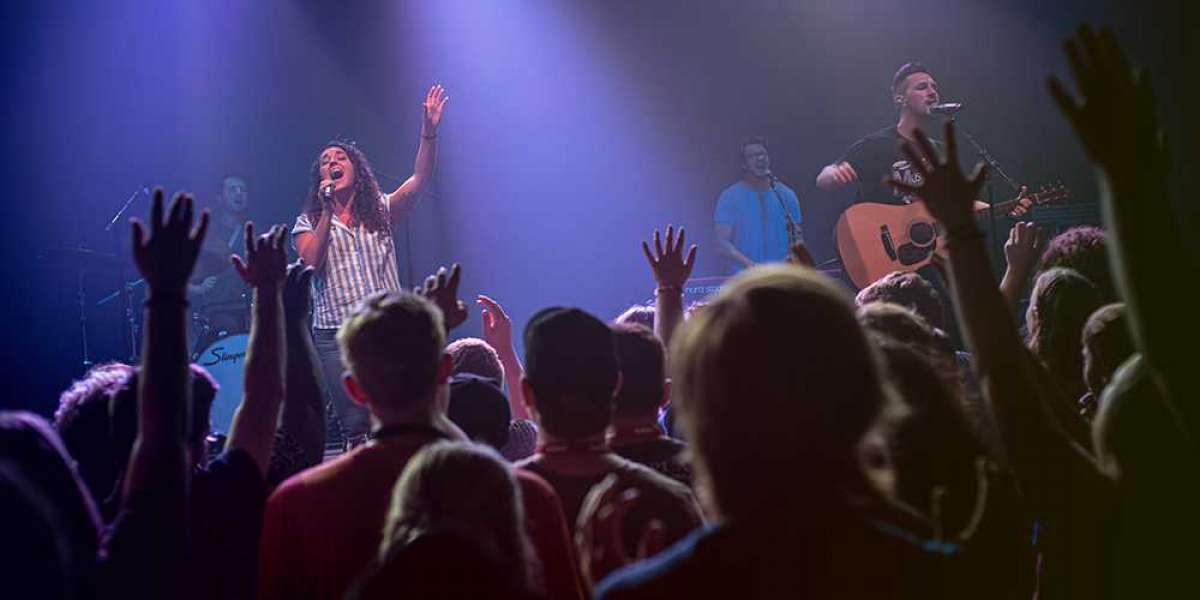 WHY YOUNGSTER ARE IMPORTANT FOR THE CHURCH AS MUSICIANS