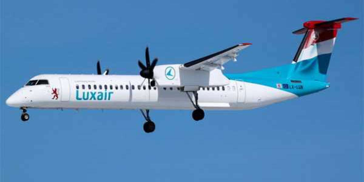 Luxair Reservations +1-844-401-9140