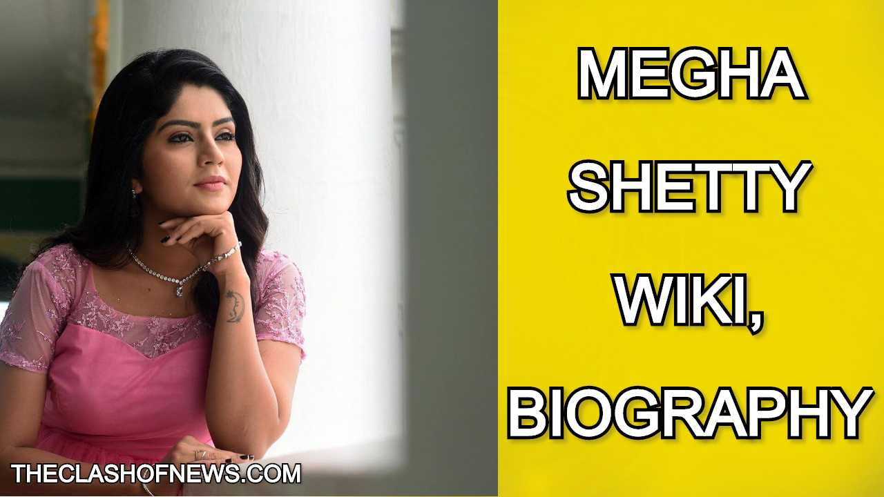 Megha Shetty Wiki, Biography, Age, Height, Husband, Family, Facts