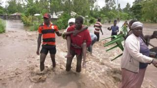 Kenya, Somalia and Rwanda hit by deadly flooding - Reporter Choice
