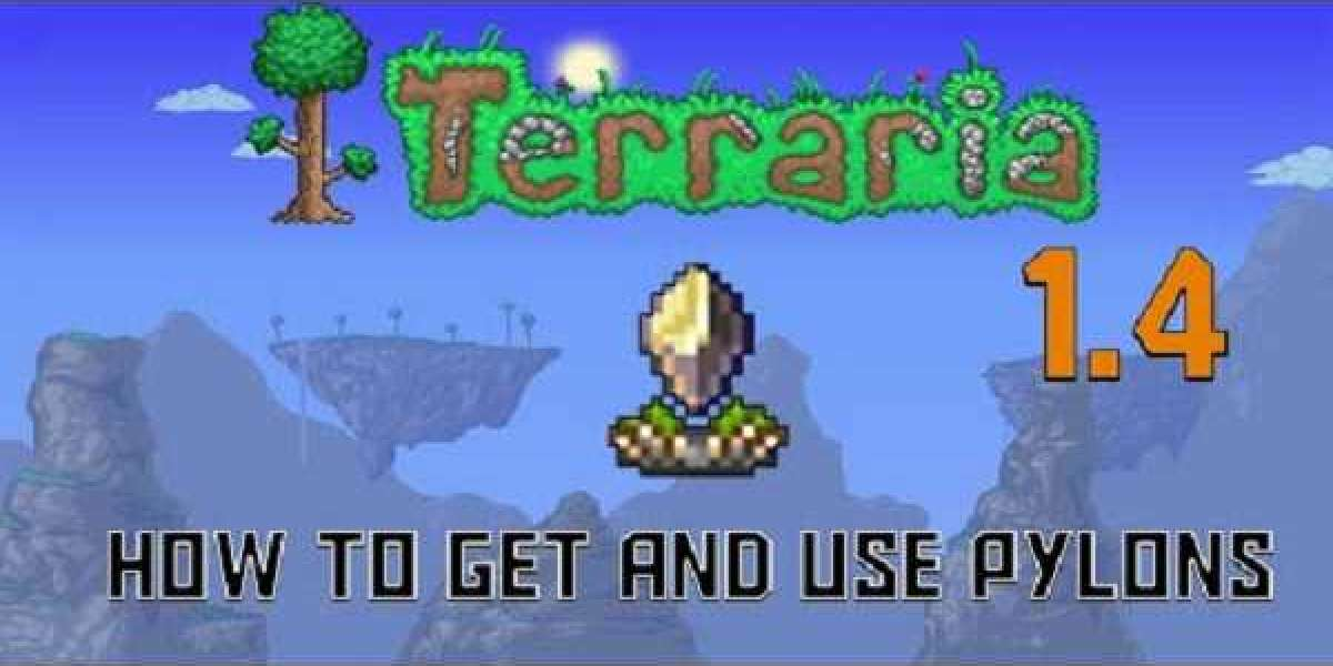 Terraria 1.4: How to Get and Use Pylons