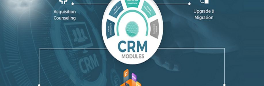 CRM Software Development Services Cover Image