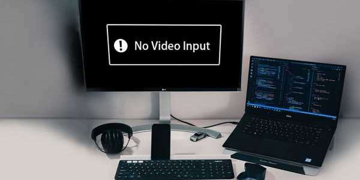 How to Fix No Video Input Monitor Error?