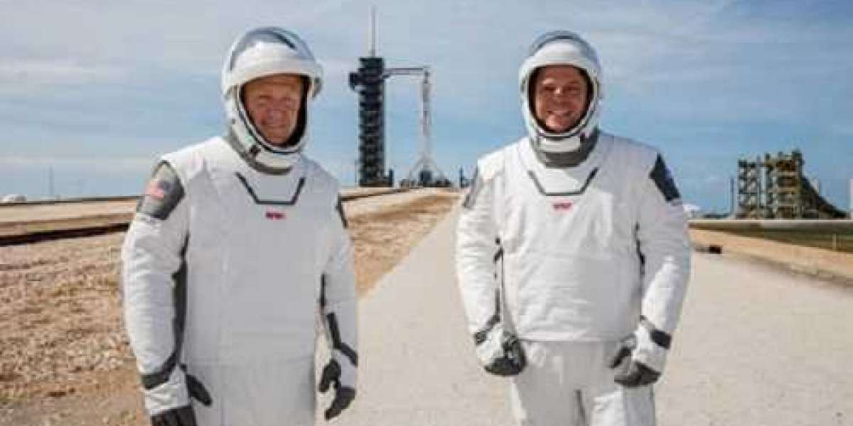 SpaceX and NASA are Launching Astronauts into Space: How
