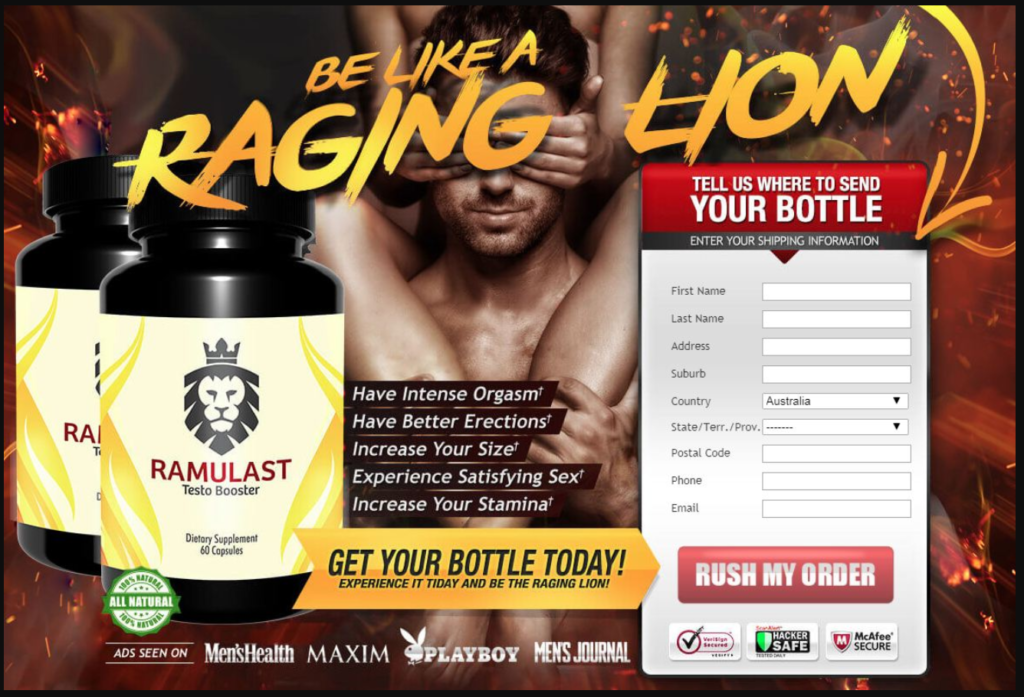 Ramulast- [NZ] | Ramulast New Zealand | Is This SCAM? | 100% PROOF |