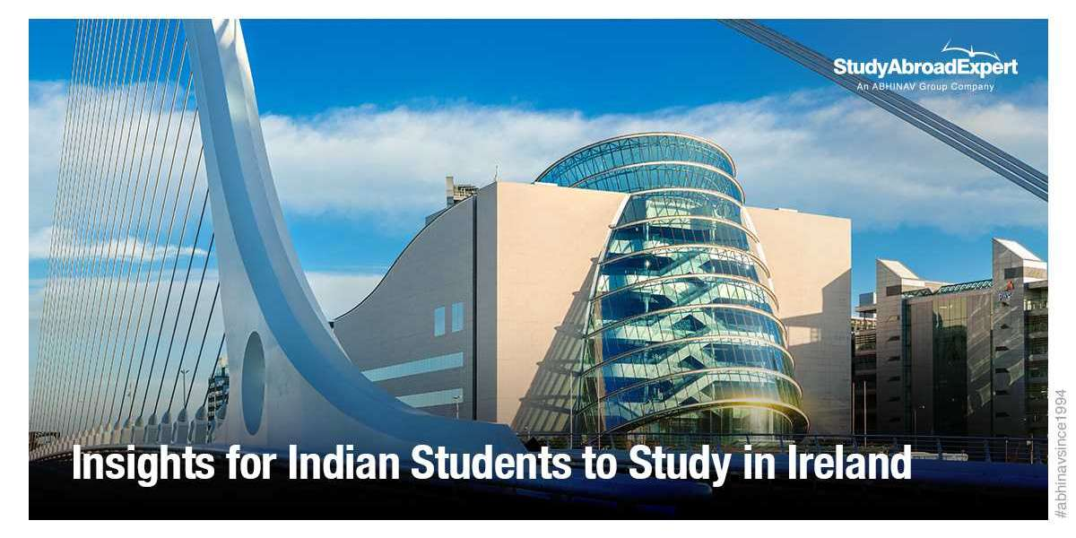 Insights for Indian Students to Study in Ireland