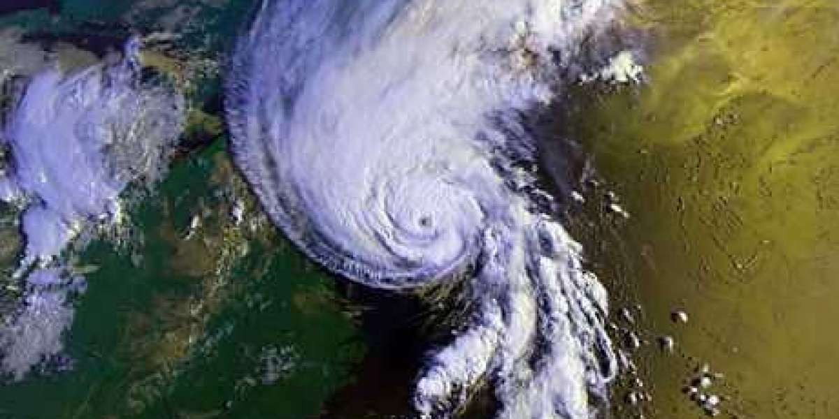 Cyclonic Storm Amphan in India