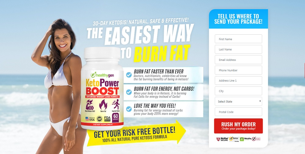 KetoPower Boost Reviews | Study Ingredients & How Does It Work?
