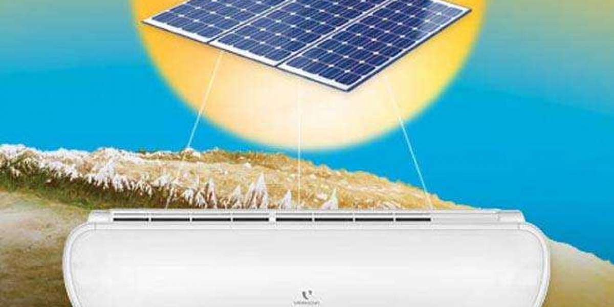 Here's All You Need to Know About Solar Air Conditioner