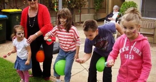 Importance of Games in Children Life.
