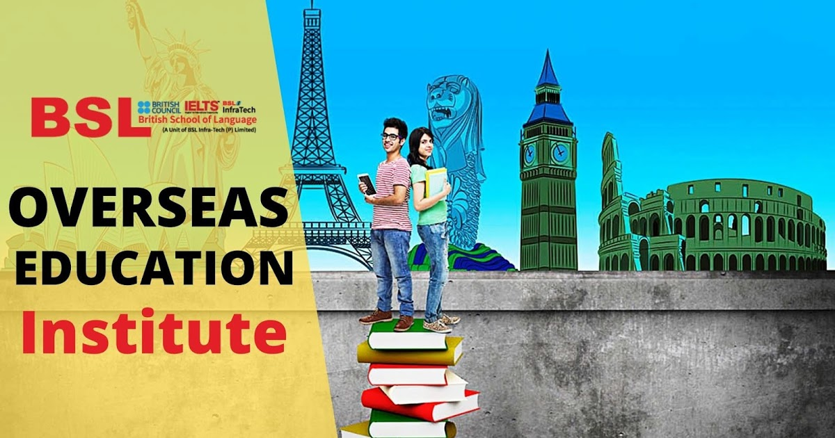 OVERSEAS EDUCATION CLASSES IN LUCKNOW