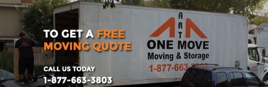 One Move Movers Cover Image