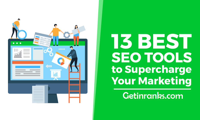 Top 13 Powerful SEO Tools of Bloggers Choice [Updated 2020]