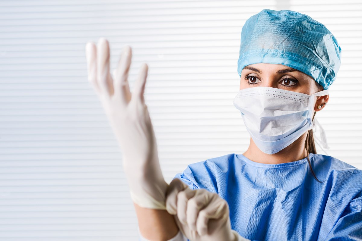 Cost-Effective Disposable Surgical Gloves Online For COVID 19