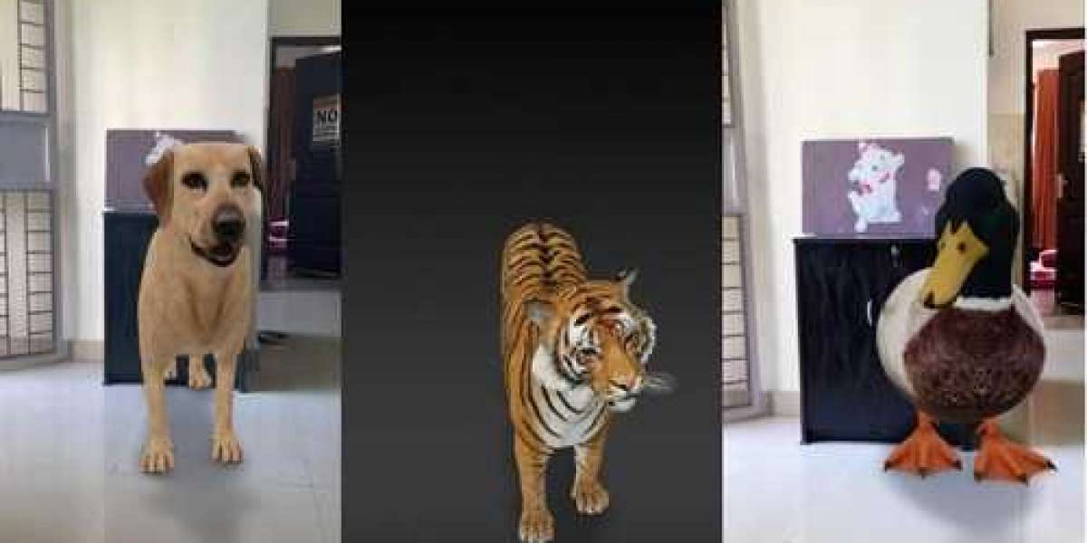 Bring 3D Animals to Your Home Using Google On Your Smartphone