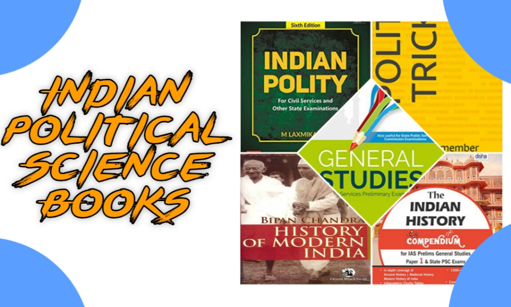 25 best political science books for upsc india 2020