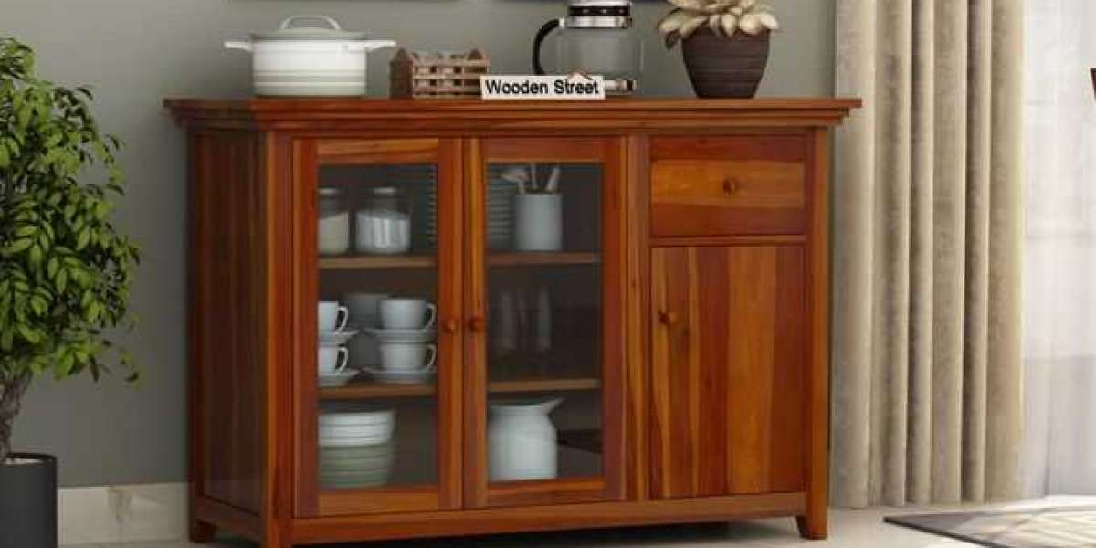 An Introduction to Different Styles of Crockery Units