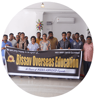 MBBS Abroad Consultants India : Bissav Overseas