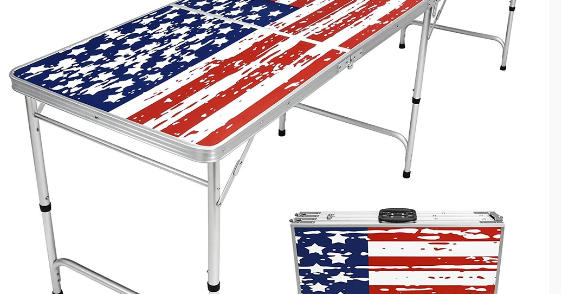 Tips to Buy the Best American Flag Beer Pong Table