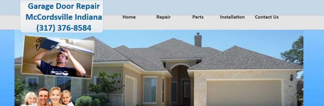 Garage Door Repair McCordsville Cover Image