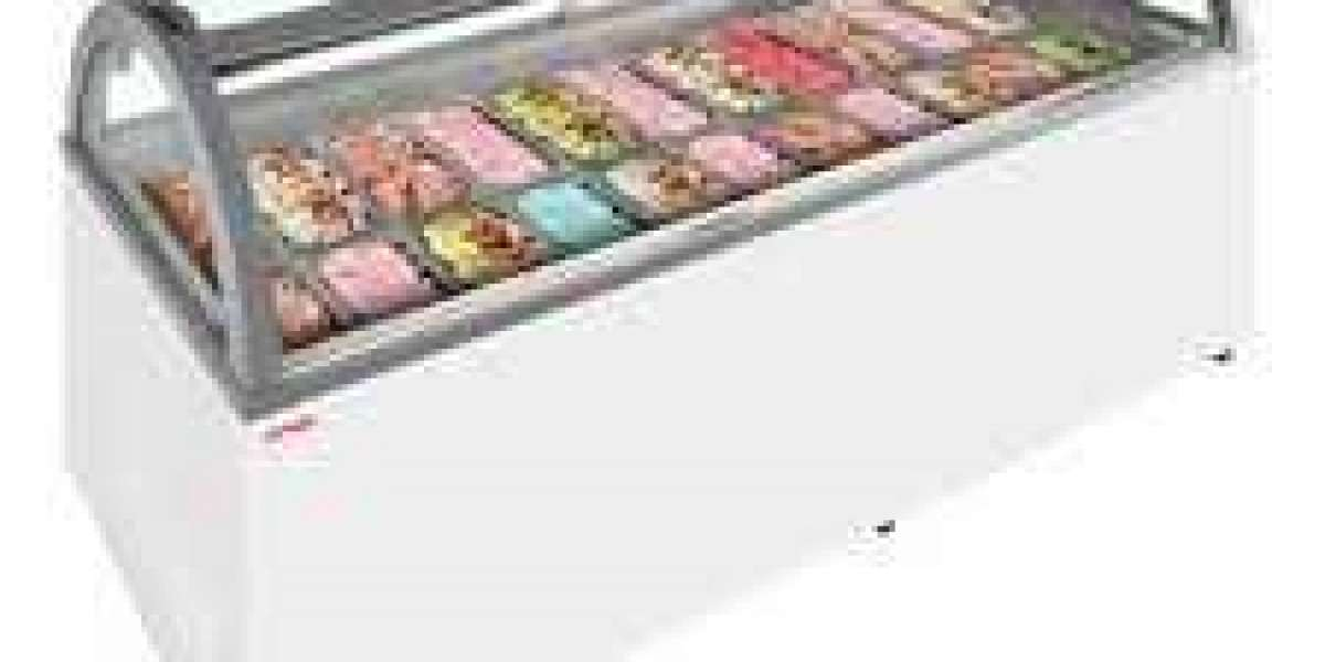 Guide to Choosing a Commercial Ice Cream Freezer