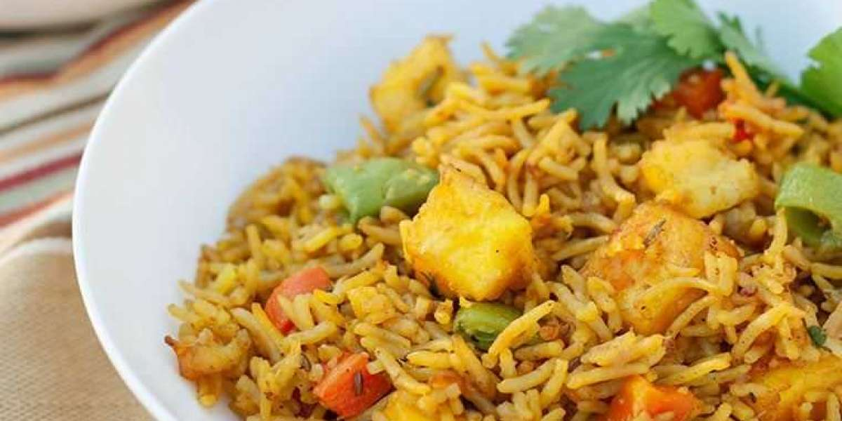 This simple and easy recipe to make delicious Paneer Biryani
