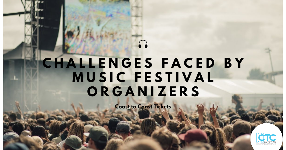 Major Pitfall Faced by Music Event Planners