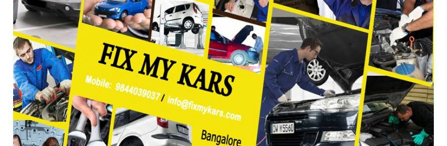 Fix my cars Services Cover Image