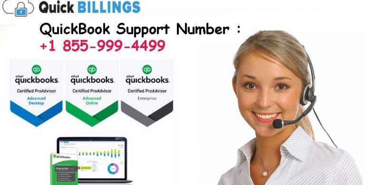 Introduction of QuickBooks Support  | Dial : +1 855-999-4499