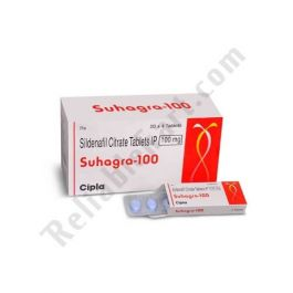 Suhagra 100 Mg   Buy Sildenafil Tablets Online, Extra 10% OFF : Review, Side Effects