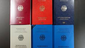 This time Germany will ban the morphing of passport photos
