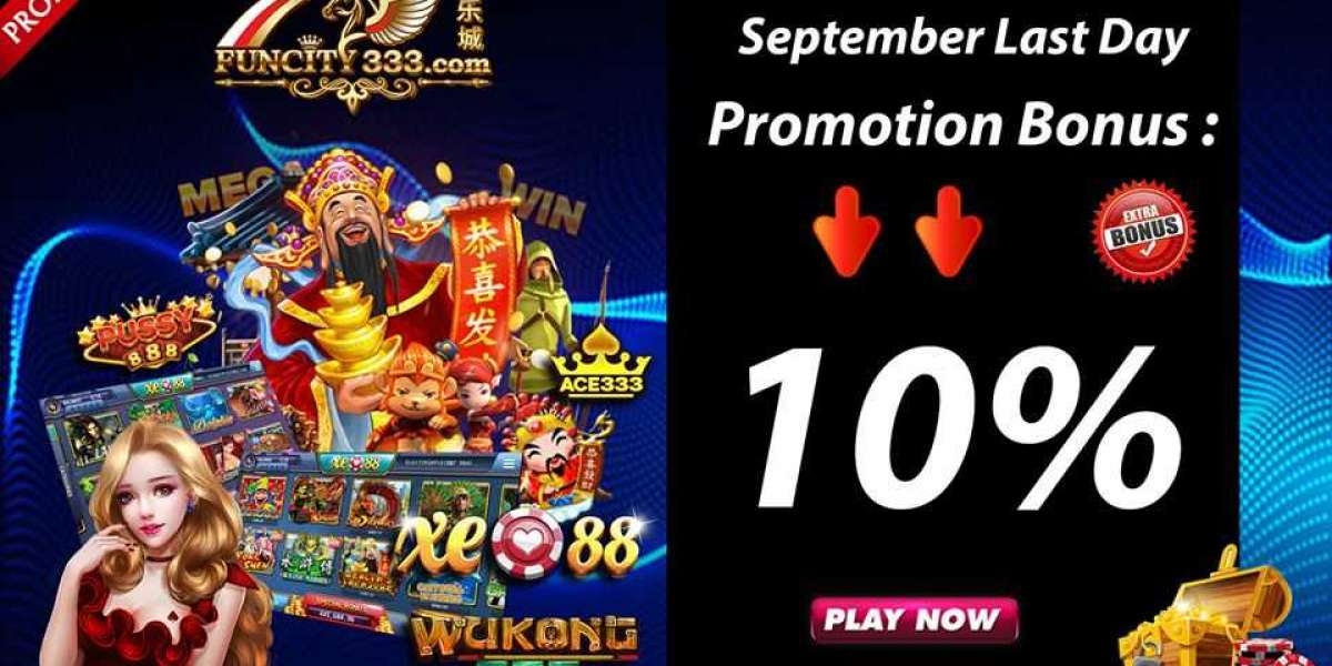 Tips of betting at funcity33 online casino Malaysia