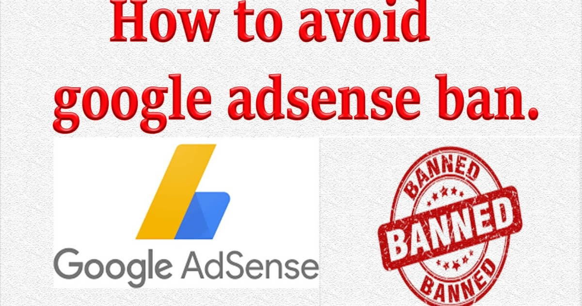 How to avoid google adsense ban.  - Top Bangla Pages