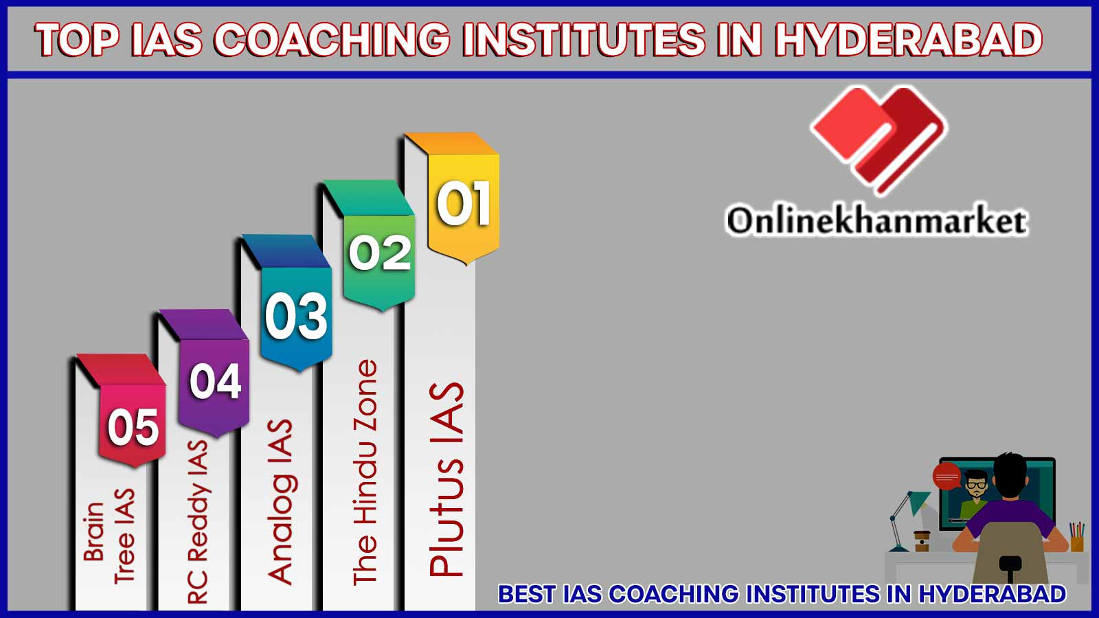 Top IAS Coaching Institutes in Hyderabad IAS Preparation