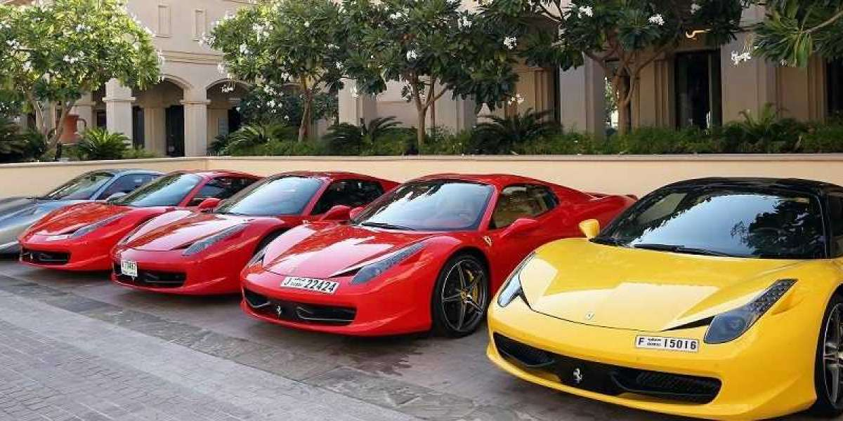 Hire a Luxurious Supercar on Rental Basis to Enjoy a Pleasant Ride