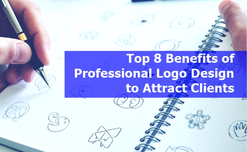 Top 8 Benefits of Professional Logo Design to Attract Clients - Escale