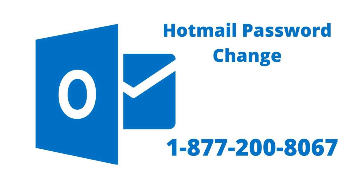 Change Hotmail Password With Easy Guide.
