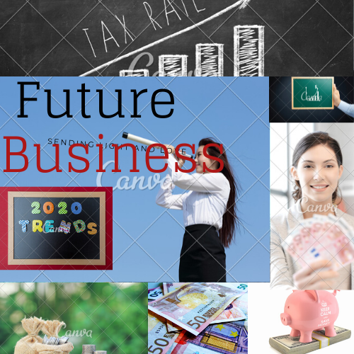 Best Furute Business ideas for 2020-2030. Startup Your Future Business