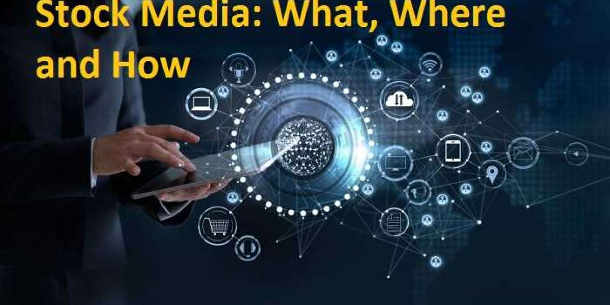 Stock Media: What, Where and How