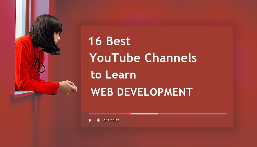 16 Best YouTube Channels to Learn Web Development - Escale