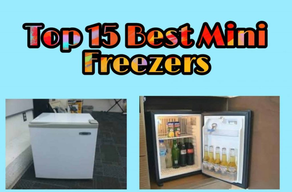 15 Best Mini Freezer for Home Garage Office 2020 - Review