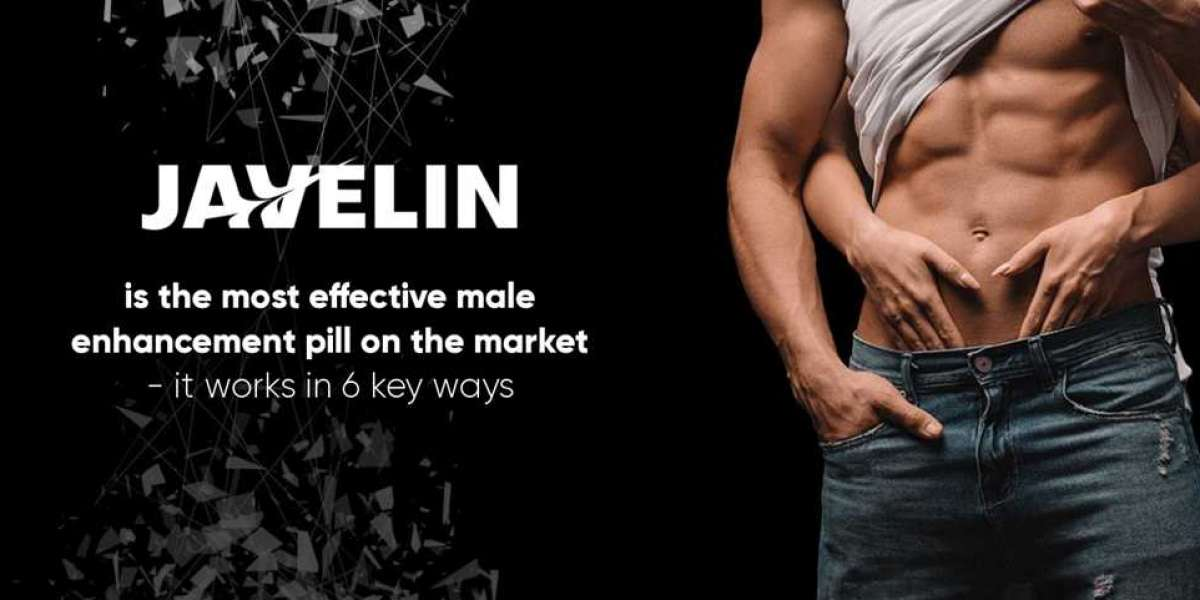 Javelin Male Enhancement Give You Super Power To Satisfy Your Partner!