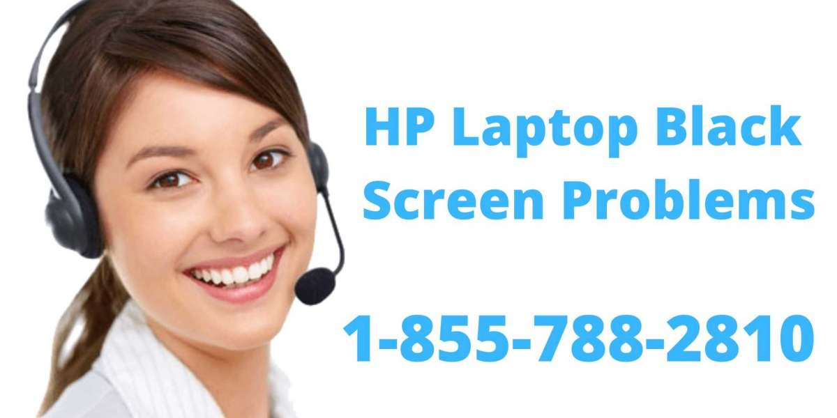 HP Laptop Black Screen Problems