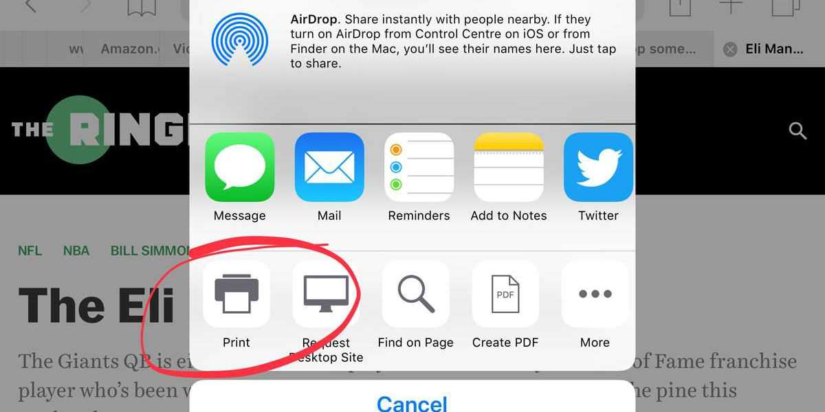 2 Methods to Connect iPhone to Printer