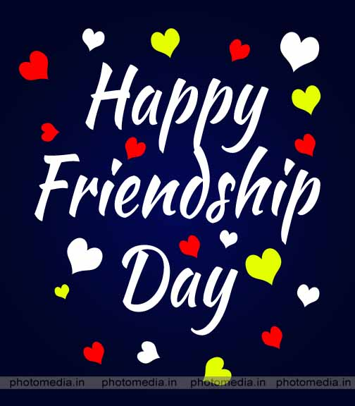 Happy Friendship Day Images, GIF 2020 -Download » Cute Pictures | Photomedia.in