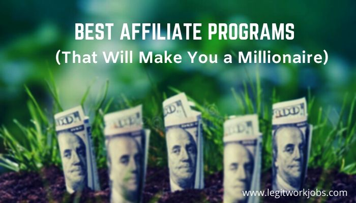 50 Highest Paying Affiliate Programs to Earn Crazy Commission