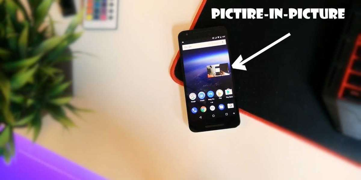 How to manage Picture-in-picture mode on Android app?