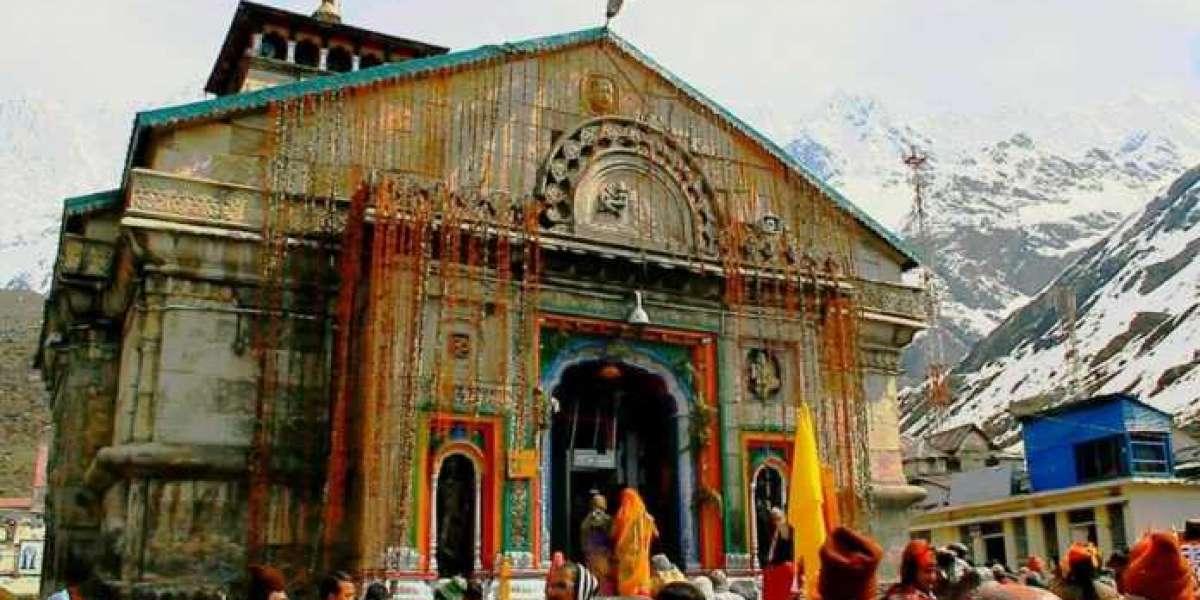 ABOUT KEDARNATH TEMPLE