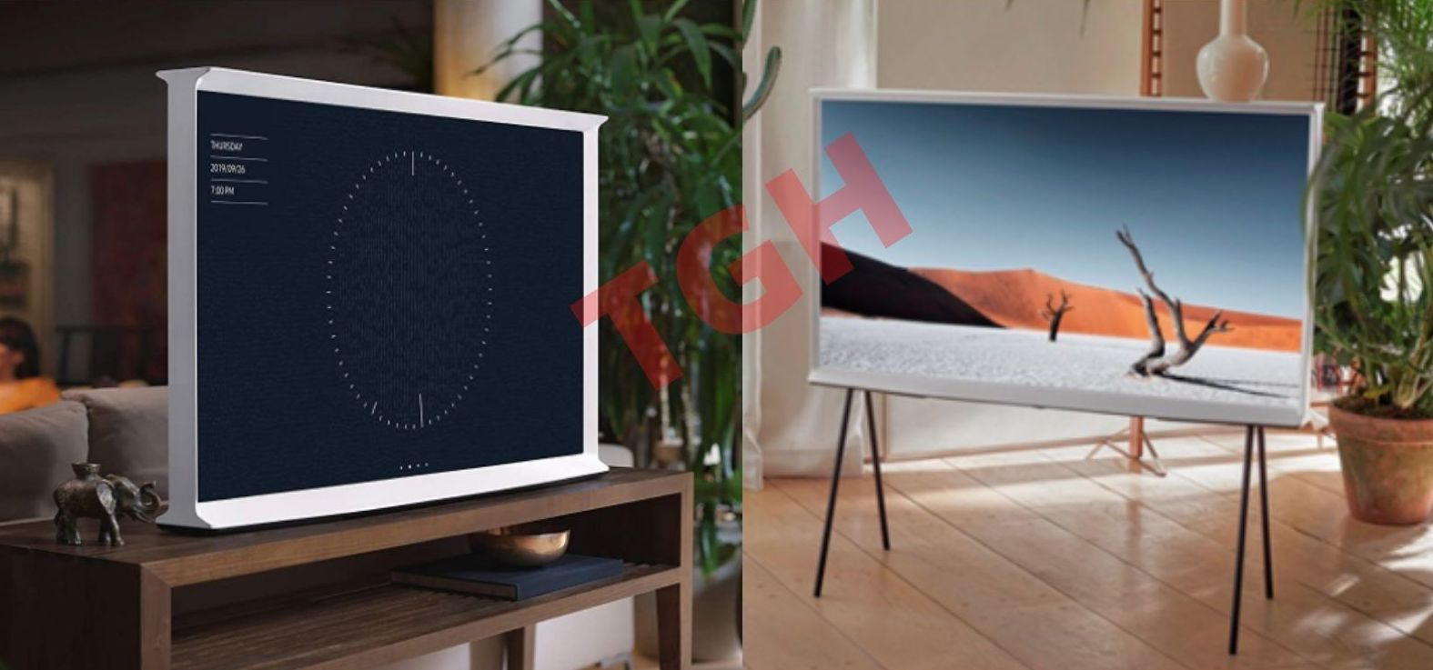 Samsung The Serif Series Is The Best 4k Tv Launched In India