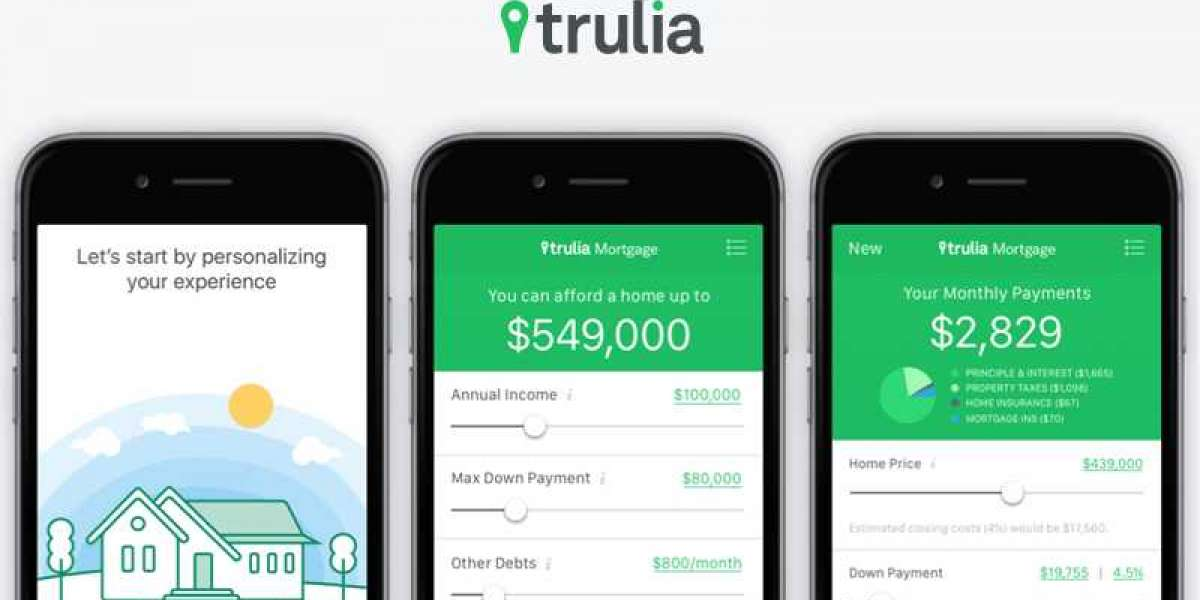 How Much Does it Cost of Develop a Real Estate App like Zillow or Trulia?